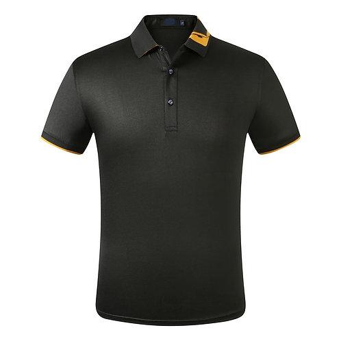 經典時尚修身透氣Polo衫 Fashion Slim Fit Polo