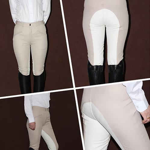 女士高彈力馬褲 Women High Elastic Horseback Pants