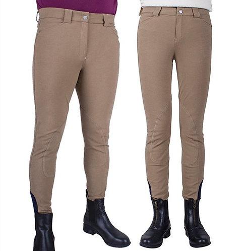 中性彈力舒適馬術長褲Unisex stretch comfort equestrian trousers