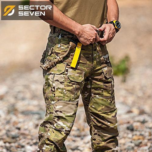 防水迷彩工裝褲 Waterproof Camouflage Tactical Pants