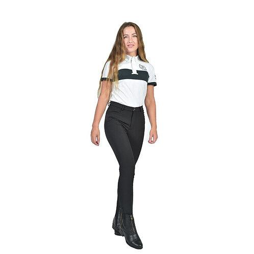 貼身柔軟耐磨馬術褲Woven Material Close-Fitting Soft and Wear-Resistant  Equestrian Pants