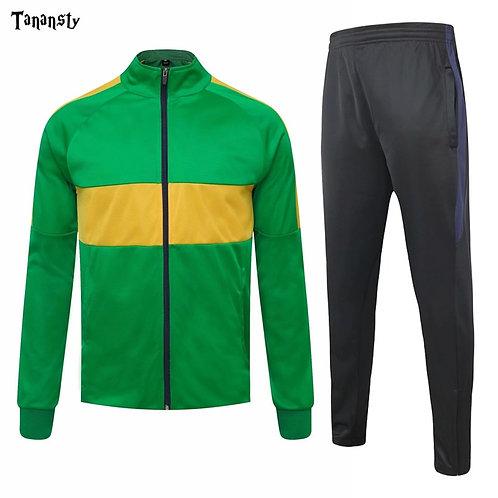 拼接感運動上衣/套裝Splicing style sports top / suit