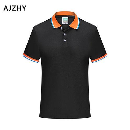 透氣防起毛球高爾夫Polo衫Breathable anti-pilling golf polo shirt