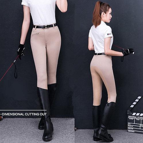塑身高彈力女性馬褲 Horseback Riding Elastic Trousers