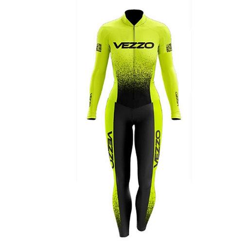 VEZZO專業比賽自行車連身衣 Vezzo Cycling Long Female Jumpsuit