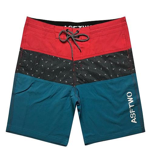 海灘焦點海灘褲Beach focus board shorts