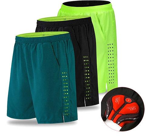 透氣寬鬆版自行車短褲 Non-Remove Underwear Breathable Riding Shorts