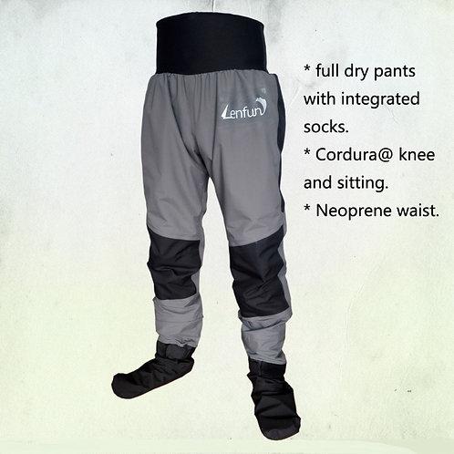 中性獨木舟防水褲Unisex Kayaking waterproof Pants