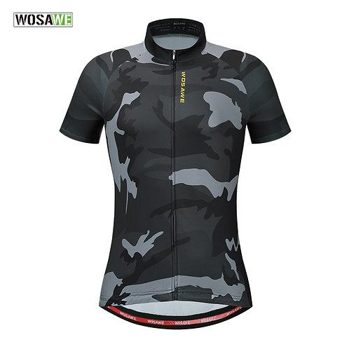 野戰短袖自行車衣 Short Sleeve Cycling Jerseys Top