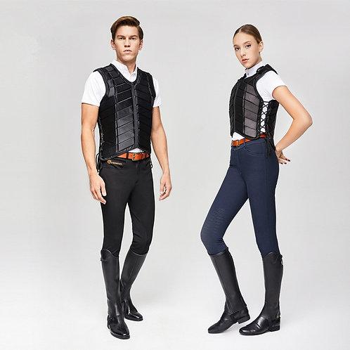 成人兒童馬術防護背心Adults Kids Equestrian Protective Vest