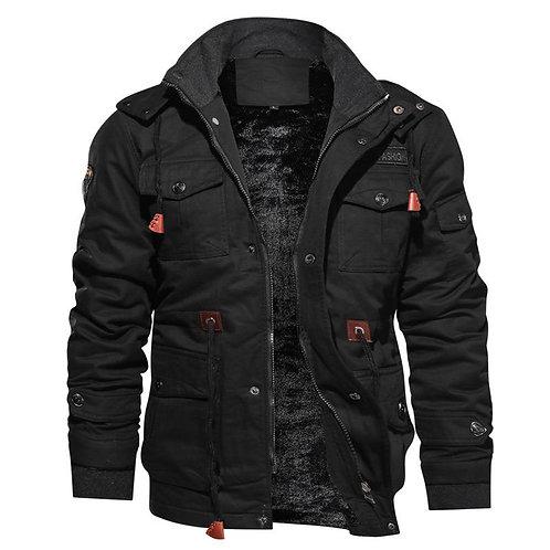 透氣鋼鐵騎士夾克Breathable steel rider jacket
