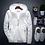 Thumbnail: 男子防水風衣連帽薄夾克Waterproof slim fit Hooded Jacket
