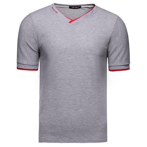 新款時尚男士特殊V領T卹New Fashion Men's T-Shirt