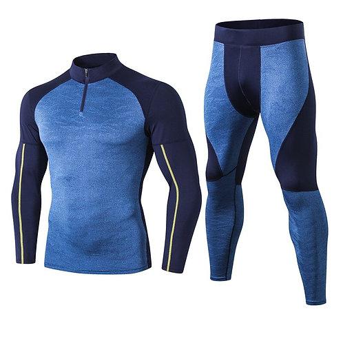 高彈力壓縮健身套裝  New High Elastic Underwear Compression Set