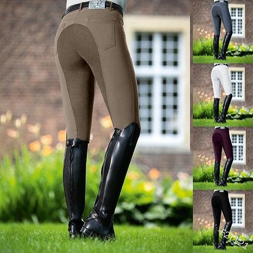 男女通用時尚修身馬術彈力褲 Unisex Fashion Casual Stretch Pants