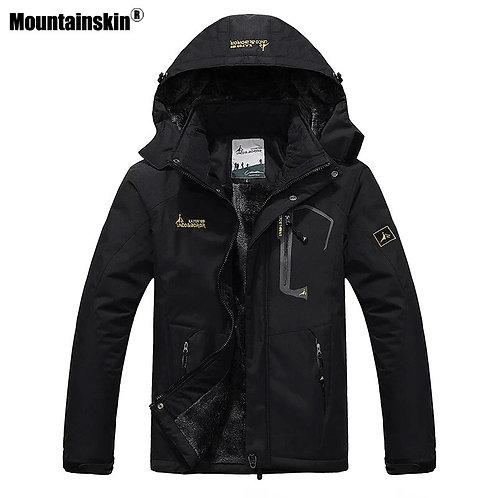 男士冬季內抓絨防水外套 Winter Inner Fleece Waterproof Jacket
