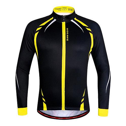 保暖防風長袖外套自行車衣 Winter Thermal Cycling Windproof Long Sleeve