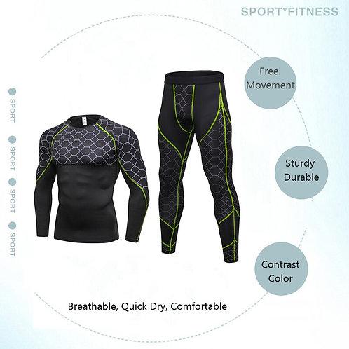 熱賣3D塑身壓縮蜘蛛人運動套裝Hot sale 3D body sculpting compression spiderman sports suit