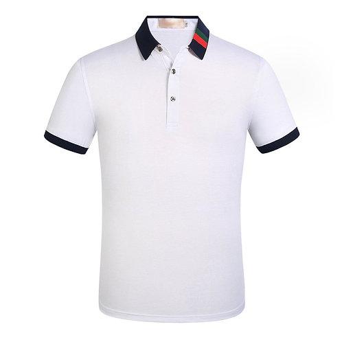 優質透氣全棉Polo衫 Brand Quality Cotton Polo Shirt