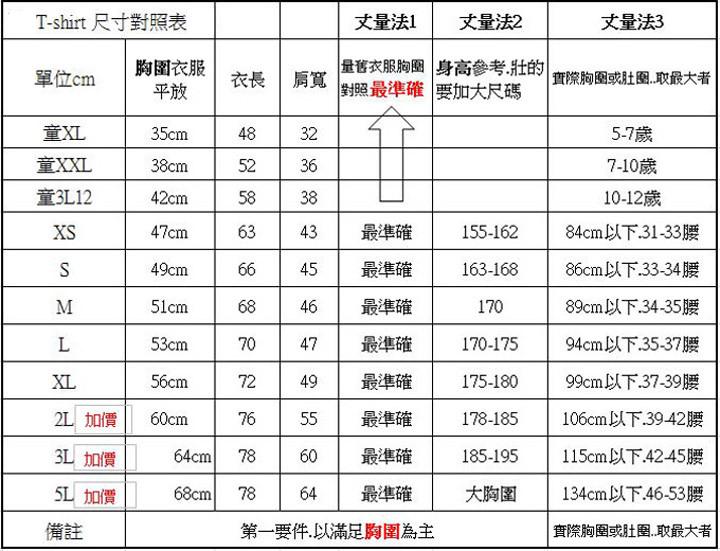 SOLI cotton Tshirt尺寸表.jpg