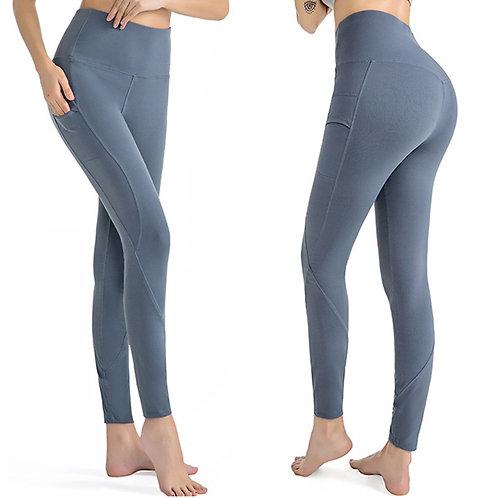 女高腰運動內搭褲 Women High Waist Tights Sports Leggings