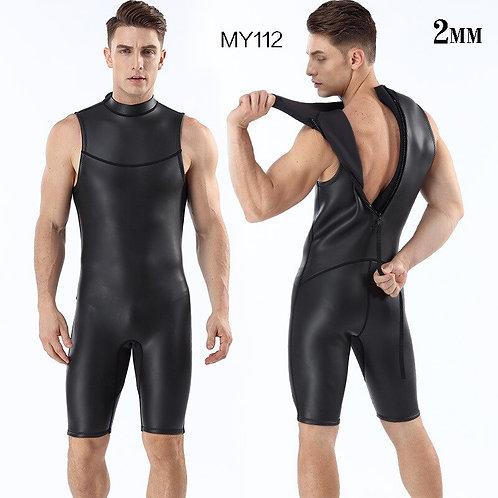 2mm一體式CR潛水服 2MM Light Integrated CR Warm Diving Suit