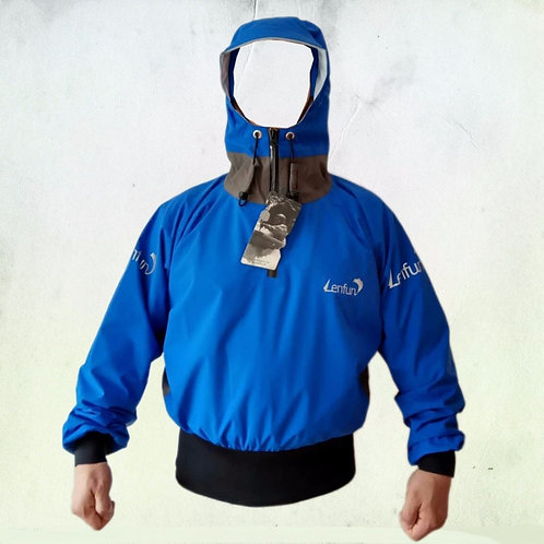帶帽的釣魚夾克 Paddle Jacket With Storm Hood Splash Top