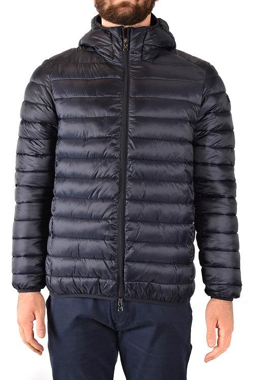 義大利品牌保暖羽絨外套-深藍Italian brand thermal down jacket-dark blue