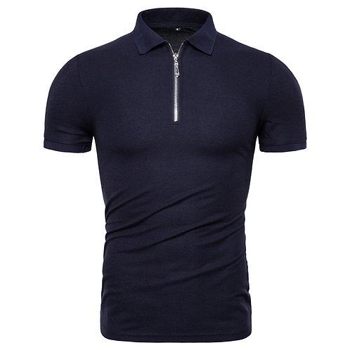 時尚商務混紡透氣Polo衫 Fashion Business Casual Polo