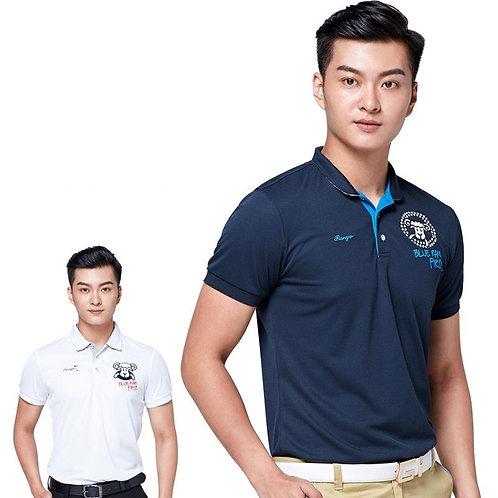 透氣合身乾爽帥氣高爾夫訓練短袖POLO Breathable Fit Dry Short Sleeve POLO