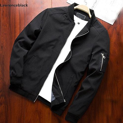 男士飛行夾克薄款修身Men Bomber jacket slim fit