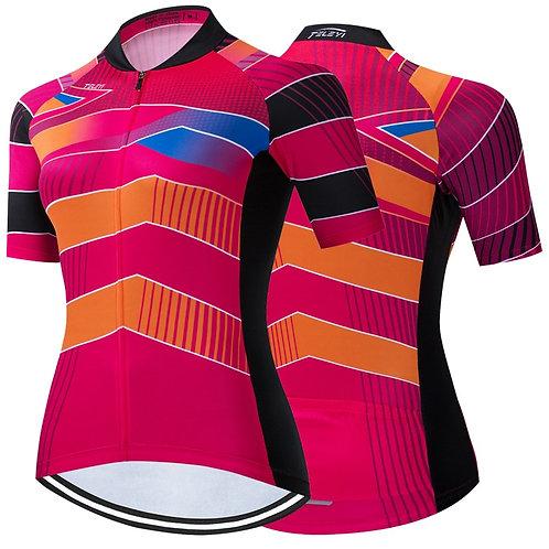 新款女性專業自行車服 New women's professional cycling wear