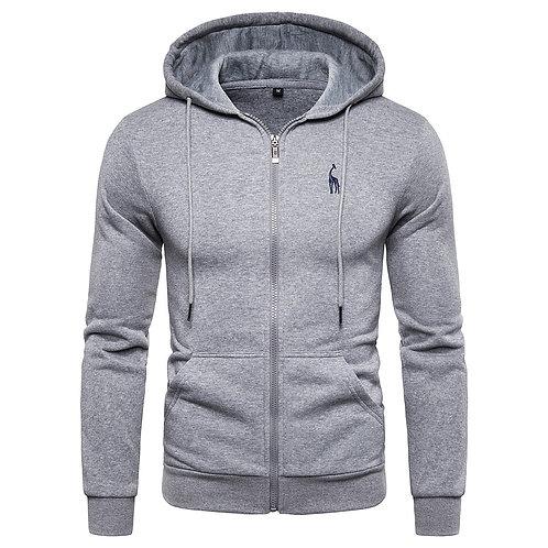 型男保暖帽T外套 Hoodies Fleece Sport shirt for  Men