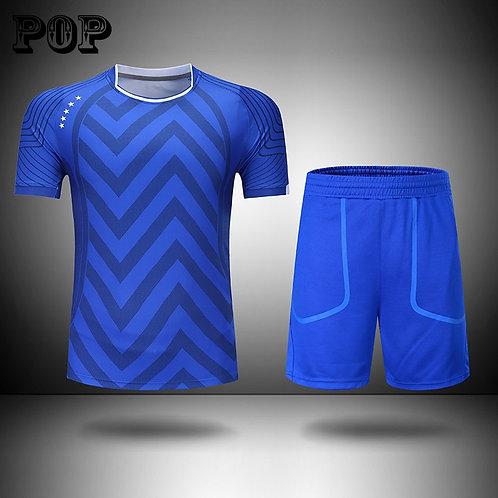 頂級立體合身剪裁男女運動套裝 Top three-dimensional fit tailoring men's and women's sports suit