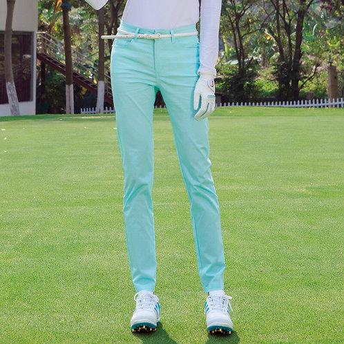 夏季高彈力超薄透氣速乾高爾夫球褲 Summer high stretch breathable quick-drying golf pants
