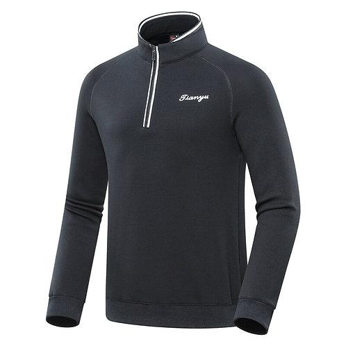 高爾夫秋冬保暖長袖速乾排汗衫 Golf autumn and winter warm long-sleeved quick-drying sweatshirt