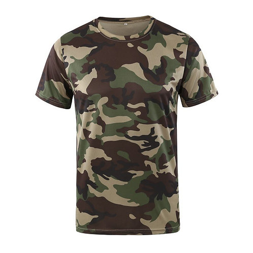 新人陸軍戰術作戰透氣速乾T恤 Army Tactical Combat Breathable Quick Dry T-Shirts