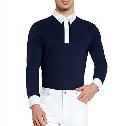 男士頂尖馬術長短袖T恤 Equestrian Short Sleeve/Long Sleeve T-Shirt