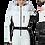 Thumbnail: 北歐女神單件式頂級連身滑雪服 Nordic Goddess one-piece ski suit