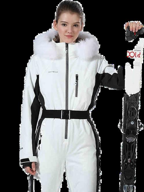 北歐女神單件式頂級連身滑雪服 Nordic Goddess one-piece ski suit