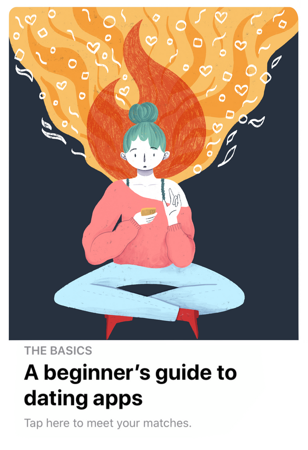 A Beginners Guide To Dating Apps
