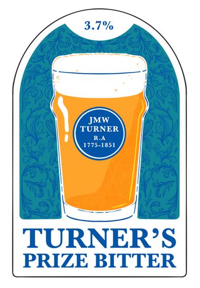 Turner's Prize Bitter