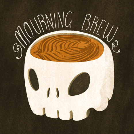 Mourning Brew Coffee