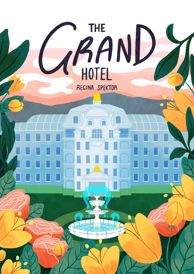 The Grand Hotel, Mock Book Cover
