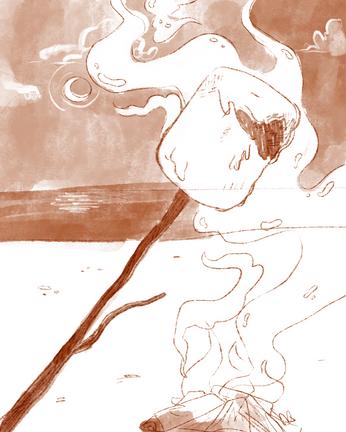 Melthing Marshmallow