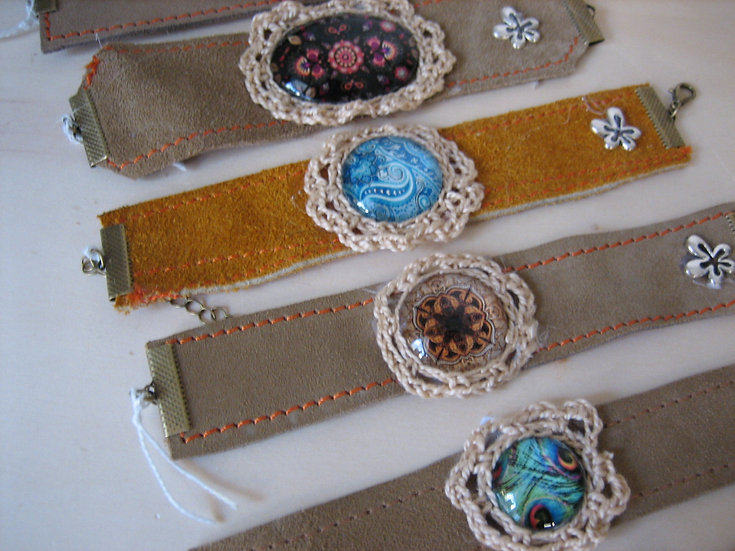 Braçalets Cheroky / Brazaletes Cheroky / Cheroky bracelets