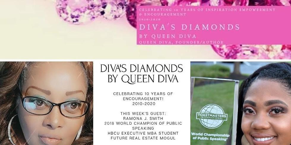 Diva's Diamonds By Queen Diva