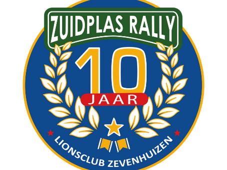 10e editie Lions Zuidplas Rally 2019 op 14 september 2019