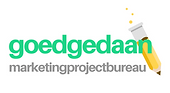 Logo Goed GeDAAN Marketingprojectbureau