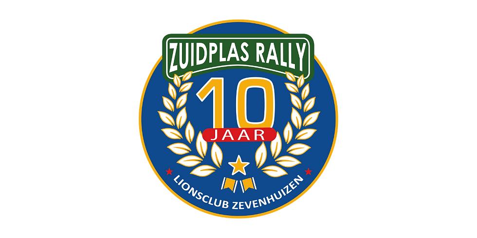 De Haij & van der Wende Lions Zuidplas Rally